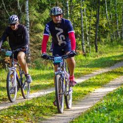 SEB 17. Tartu Rattamaraton - Artur Veske (3177), Indrek Bauer (3380)