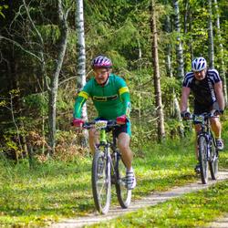 SEB 17. Tartu Rattamaraton - Aaro Kaasik (5068), Hillar Valk (5082)