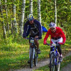 SEB 17. Tartu Rattamaraton - Toomas Piller (5394), Anatoli Sevastjanov (6853)
