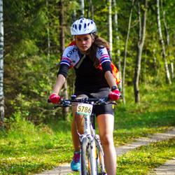 SEB 17. Tartu Rattamaraton - Brita Sander (5786)