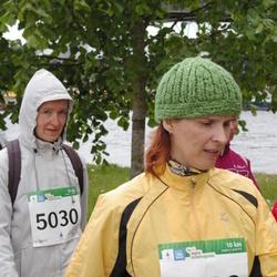 PAF Tartu Olümpiajooks - Urve Kivipõld (5030), Christel Umal (5033)
