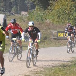 SEB 17. Tartu Rattamaraton - Aho Augasmägi (5147), Rolandas Orda (6413)
