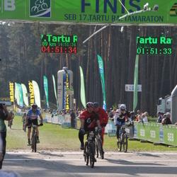 SEB 17. Tartu Rattamaraton - Andre Avarlaid (5650)