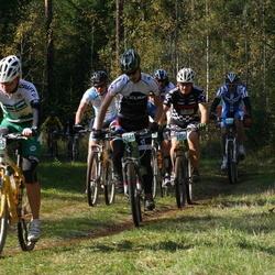 SEB 17. Tartu Rattamaraton - Annika Vaiksaar (2466), Dmitry Nikitin (2846)