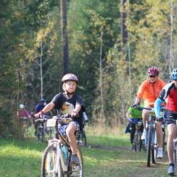 SEB 17. Tartu Rattamaraton - Agu Koppa (5969), Markus Kruusa (6841)