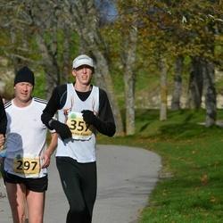 38. Saaremaa kolme päeva jooks - Jürgen Tamm (136), Arnis Šulmeisters (297), Kermo Basov (357)
