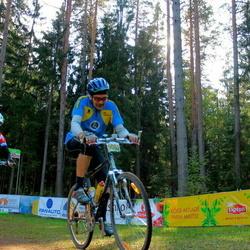 SEB 17. Tartu Rattamaraton - Evelin Kose (2722), Aare Kiik (5083)