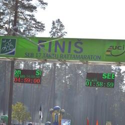 SEB 17. Tartu Rattamaraton - Kunnar Koik (5800), Aleksei Kuttanen (7043)