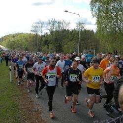 SEB 30. Tartu Jooksumaraton - Tiit Lepik (389), Andero Sopp (531), Risto Härmatis (679), Priit Mõtsmees (887)