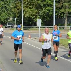 SEB Tallinna Maraton - Janis Avens (680), Anne-Mari Pevkur (993), Anni Liukka (2175)