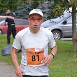 3. Tartu Linnamaraton/Sügisjooks - Andre Abner (81)