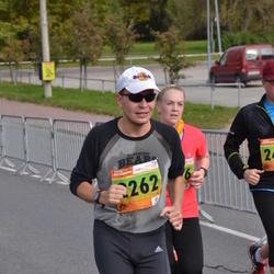 3. Tartu Linnamaraton/Sügisjooks - Aaro Nursi (2262)