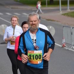 3. Tartu Linnamaraton/Sügisjooks - Aare Tinn (2100)