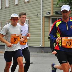 3. Tartu Linnamaraton/Sügisjooks - Veljo Vask (70), Andre Abner (81)