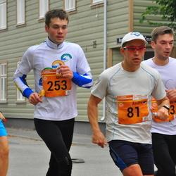 3. Tartu Linnamaraton/Sügisjooks - Andre Abner (81), Janno Metsapool (253)