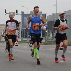 3. Tartu Linnamaraton/Sügisjooks - Alar Abram (5), Rain Seepõld (418), Alar Savastver (438)