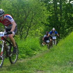 Rõuge Rattamaraton 2012 - Andero Joorits (236), Marek Pani (430)
