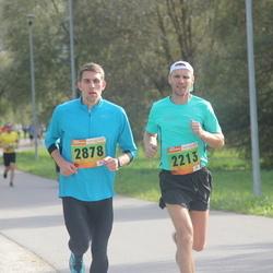 3. Tartu Linnamaraton/Sügisjooks - Villu Kask (2213), Aarne Nirk (2878)