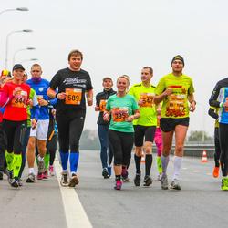 3. Tartu Linnamaraton/Sügisjooks - Silja Orula (344), Maris Aagver (395), Rainer Talu (547), Hannes Oks (548), Priit Tiks (589)