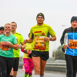 3. Tartu Linnamaraton/Sügisjooks - Maris Aagver (395), Hannes Oks (548)