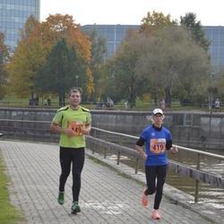 3. Tartu Linnamaraton/Sügisjooks - Annette Talpsep (419)