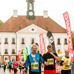 3. Tartu Linnamaraton/Sügisjooks - Aare Tinn (2100), Ulvar Ilves (2929)