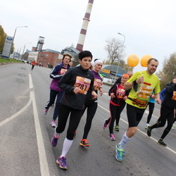 3. Tartu Linnamaraton/Sügisjooks - Kaspar Kukk (75), Raidi Tammeveski (281), Ene Ojaperv (475), Sten Haasma (499)