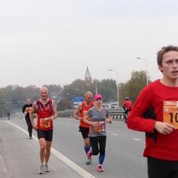 3. Tartu Linnamaraton/Sügisjooks - Erkki Etverk (19), Annika Vaher (23)