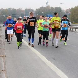 3. Tartu Linnamaraton/Sügisjooks - Silja Orula (344), Maris Aagver (395), Taavi Sinijärv (537), Priit Tiks (589)