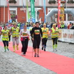 3. Tartu Linnamaraton/Sügisjooks - Ireen Reier (2780), Marin Rattik (2782), Reilika Kõrkjas (2784), Ago Koppel (2786), Ruth Matvei (2977), Aune Tamm (5234)