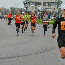 3. Tartu Linnamaraton/Sügisjooks - Erkki Etverk (19), Annika Vaher (23), Alexey Kuznetsov (25), Jaak Väärsi (559)