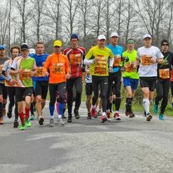 3. Tartu Linnamaraton/Sügisjooks - Andreas Veeret (29), Indrek Reitkam (46), Toomas Jõgeva (50), Jiri Tintera (54), Ivo Volt (68), Kristjan Juur (80), Marek Mustonen (92), Andris Leja (451)