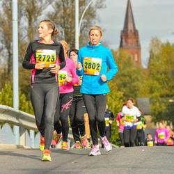 3. Tartu Linnamaraton/Sügisjooks - Brigita Murutar (2723), Taisi Oesso (2802)