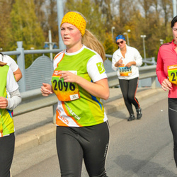 3. Tartu Linnamaraton/Sügisjooks - Amanda Väiko (2096)