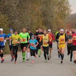 3. Tartu Linnamaraton/Sügisjooks - Mari Boikov (12), Hannes Veide (21), Ain Veemees (500), Andis Geste (542)