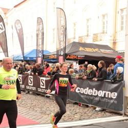 3. Tartu Linnamaraton/Sügisjooks - Brigita Murutar (2723)