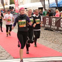 3. Tartu Linnamaraton/Sügisjooks - Anneli Tomson (2339)