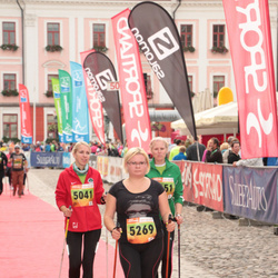 3. Tartu Linnamaraton/Sügisjooks - Cristel Jakobson (5041), Ariane Vomm (5269)