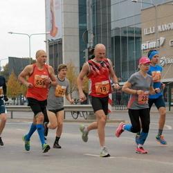3. Tartu Linnamaraton/Sügisjooks - Erkki Etverk (19), Annika Vaher (23), Jaak Väärsi (559)