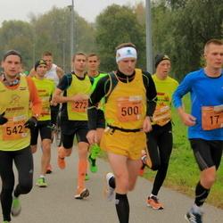 3. Tartu Linnamaraton/Sügisjooks - Taavi Raudsaar (17), Ain Veemees (500), Andis Geste (542)