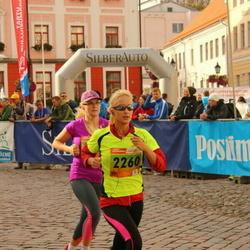 3. Tartu Linnamaraton/Sügisjooks - Bianca Mehine (2260)