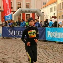 3. Tartu Linnamaraton/Sügisjooks - Age Utt (2980)