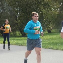 3. Tartu Linnamaraton/Sügisjooks - Artjom Karja (2148)