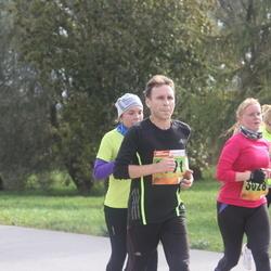 3. Tartu Linnamaraton/Sügisjooks - Elis Rekker (2451), Artur Ratskovski (2951), Valentin Kukk (3029)