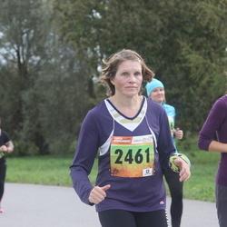 3. Tartu Linnamaraton/Sügisjooks - Ilia Kuznetcov (2127), Eve Parts (2461), Anna-Liisa Pehlak (2813)