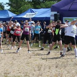 41. jooks ümber Harku järve - Olav Mets (223), Galina Gladõsheva (334), Aimi Pihel (380), Kadri Kööp (412), Laura Rahe (477), Oksana Zahharova (547), Eda Sempelson (878), Age Tiidermann (914)
