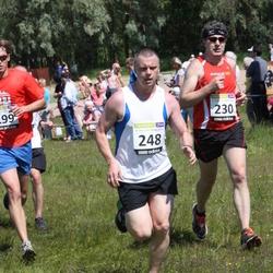 41. jooks ümber Harku järve - Aalo Kukk (230), Alo Martinson (248)