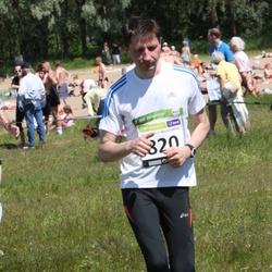 41. jooks ümber Harku järve - Ago Pelisaar (820)