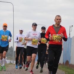 3. Tartu Linnamaraton/Sügisjooks - Ago Võhmar (1202)