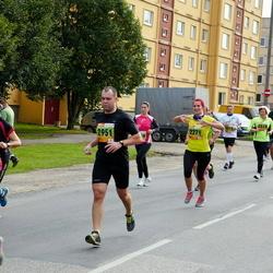 3. Tartu Linnamaraton/Sügisjooks - Anna Semenas (2271), Artur Ratskovski (2951)